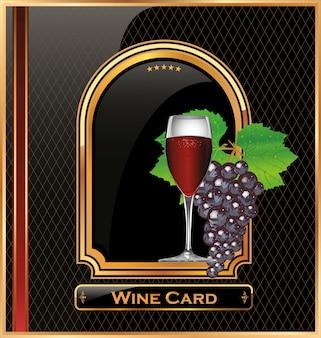 Fond de vin