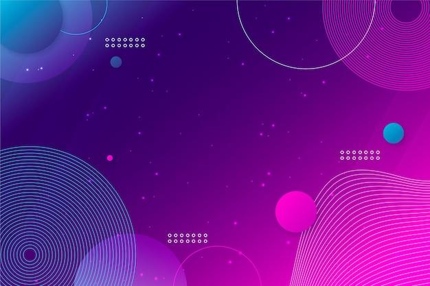 Fond violet abstrait dégradé