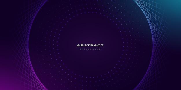 Fond violet abstrait moderne