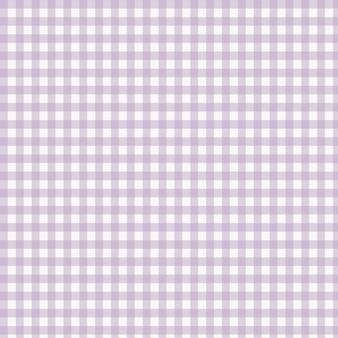 Fond violet à carreaux