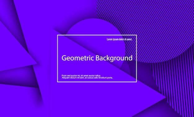 Fond violet. couverture abstraite.