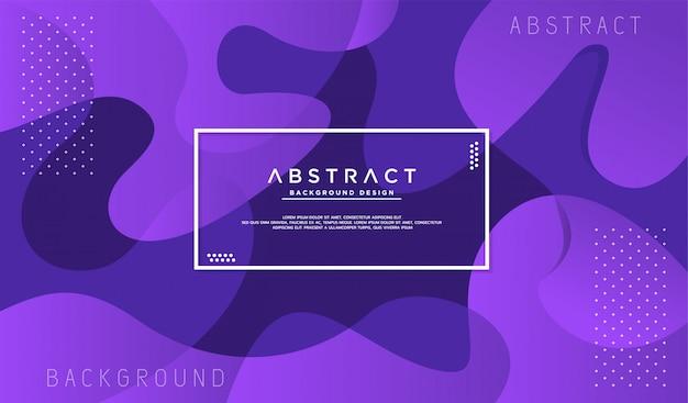 Fond violet texturé dynamique