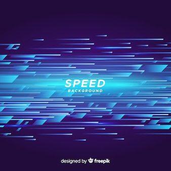Fond de vitesse