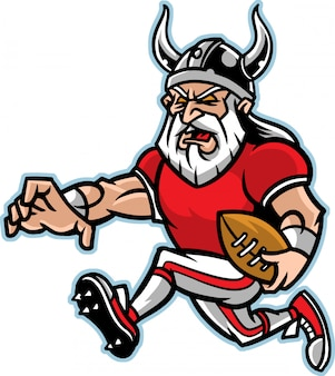 Football viking