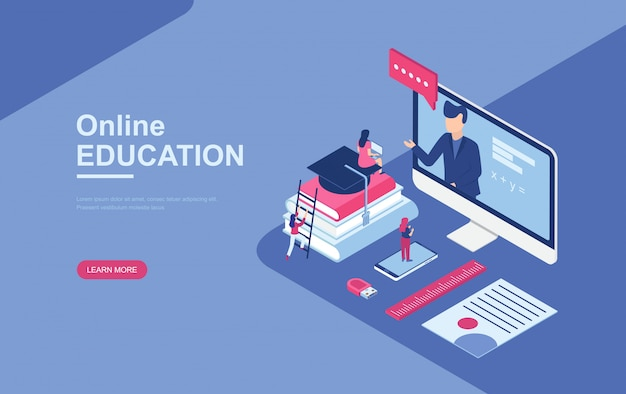 Formation en ligne, cours de formation en ligne isométrique