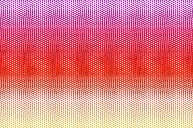 Forme de dégradé de couleur en demi-teinte. fond d'écran motif abstrait