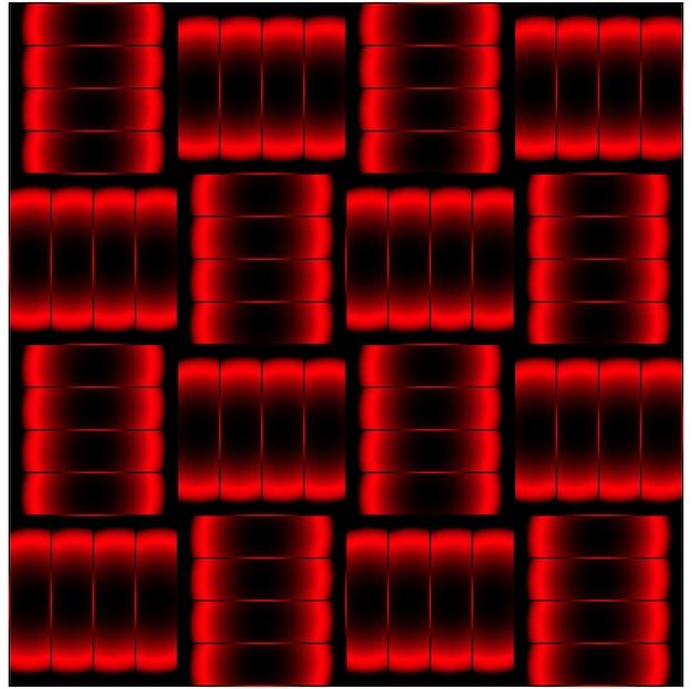 Forme géométrique abstraite de fond géométrique. illustration vectorielle