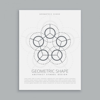 Forme géométrique spirituelle sared