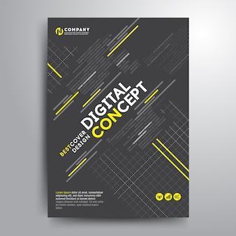 Formes de couverture électronique des formes électroniques numériques