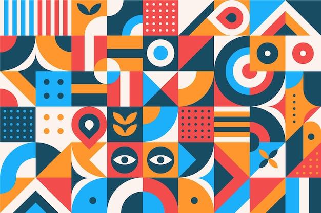 Formes géométriques abstraites