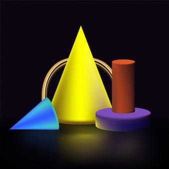 Formes géométriques et les formes