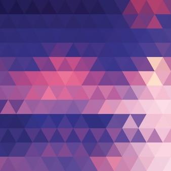 Formes polygonales design fond