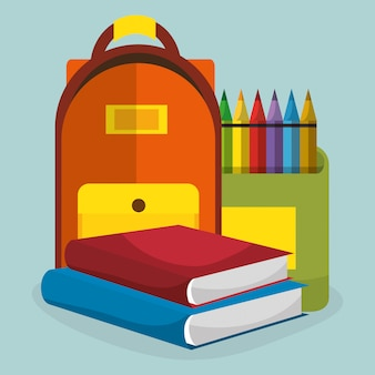 Fournitures scolaires éducation