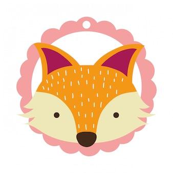 Fox seul visage