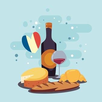 France nourriture délicieuse