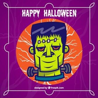 Frankenstein colorful