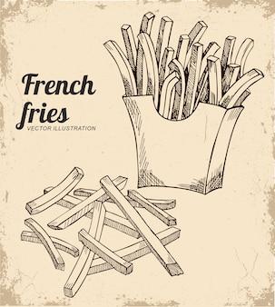 Frites grunge