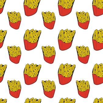 Frites.
