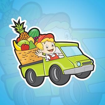 Fruit boy