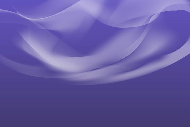 Fumer sur fond violet