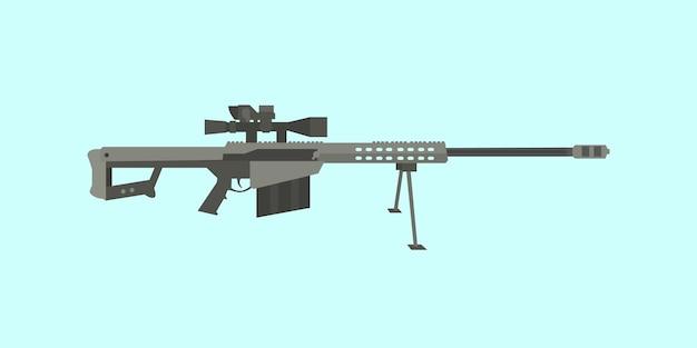 Fusil de sniper de calibre 50cal