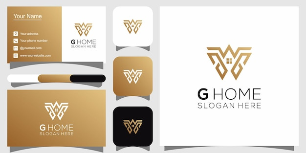 G logo de la maison