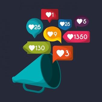 Gadget comme icône de notification