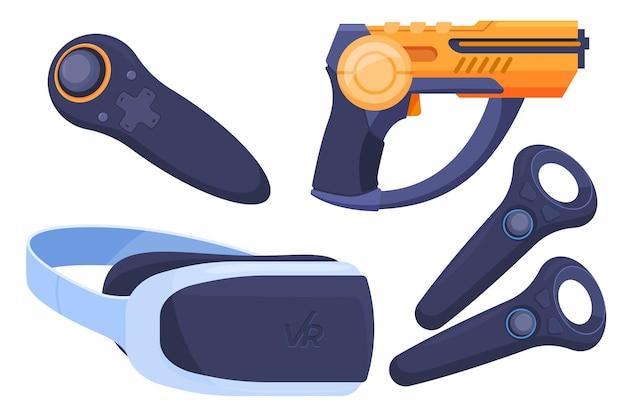 Gadgets pour les jeux vidéo