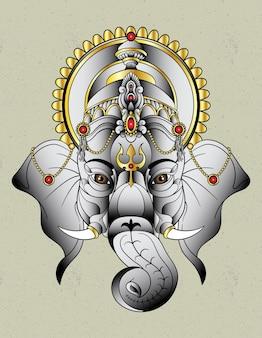 Ganesh dieu indu