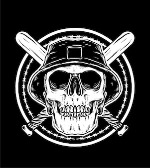 Gangster crâne