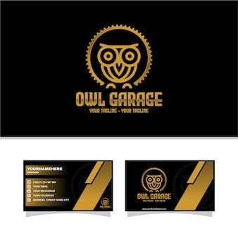 Garage hibou