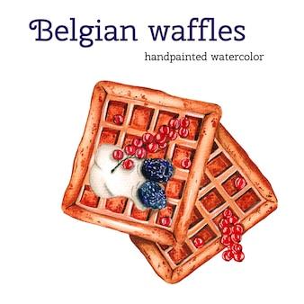 Gauffres belges