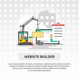 Générateur de site web