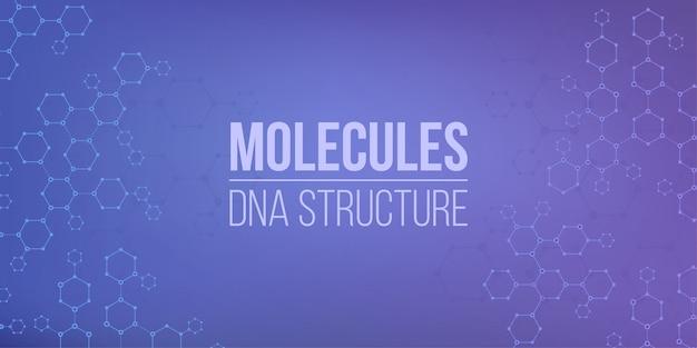 Génome de connexion codant pour la structure moléculaire.