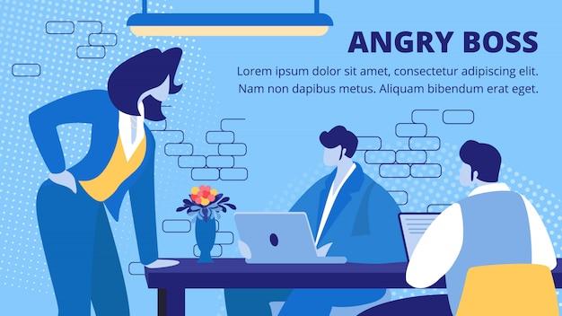 Gens d'affaires communiquant dans un bureau moderne