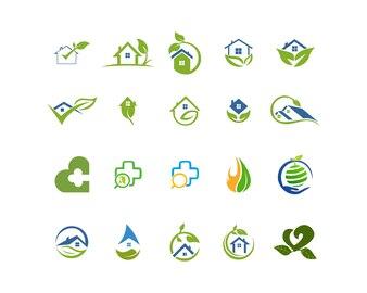 Gens communauté vert feuille écologie nature élément