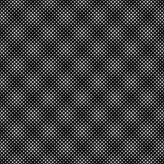 Géométrique Abstrait Monochrome Incurvé Motif De Fond étoile Vecteur Premium
