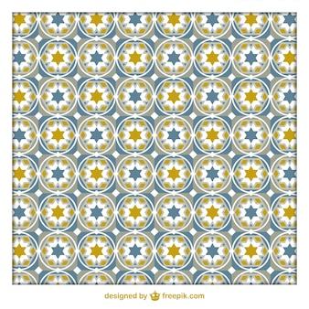 Géométrique arabes tiles motif