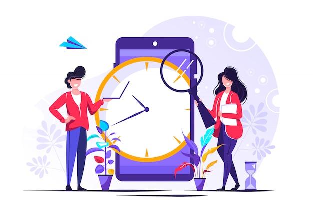 Gestion efficace du temps, gain de temps