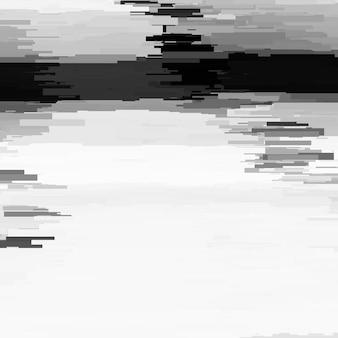 Glitch abstrait avec effet de distorsion bug erreur lignes monochromes horizontales aléatoires