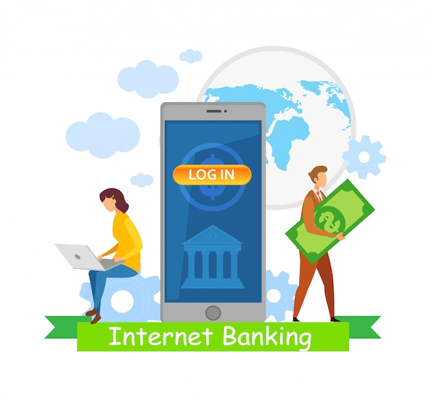 Global internet banking f