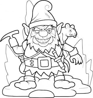 Gnome maléfique