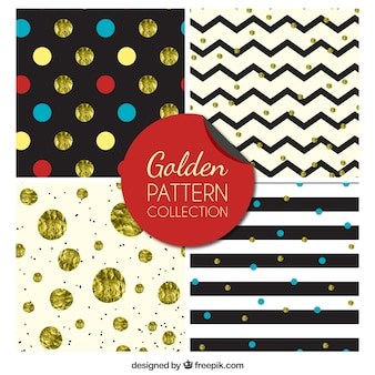 Golden collection pattern