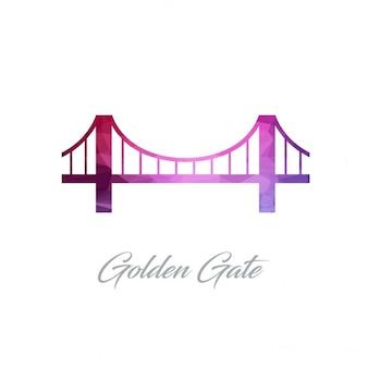 Golden gate polygon