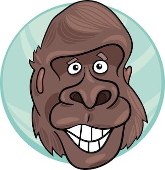 Gorille singe