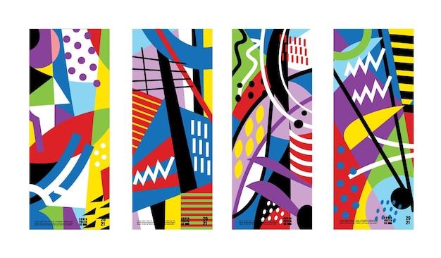 Graffiti template design grande vente offre spéciale vector illustration