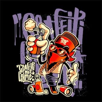 Graffity pas crime