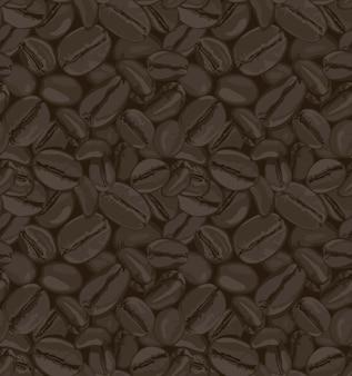 Grains de café sans soudure