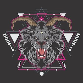 Le grand lion