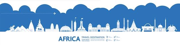 Grand voyage en afrique